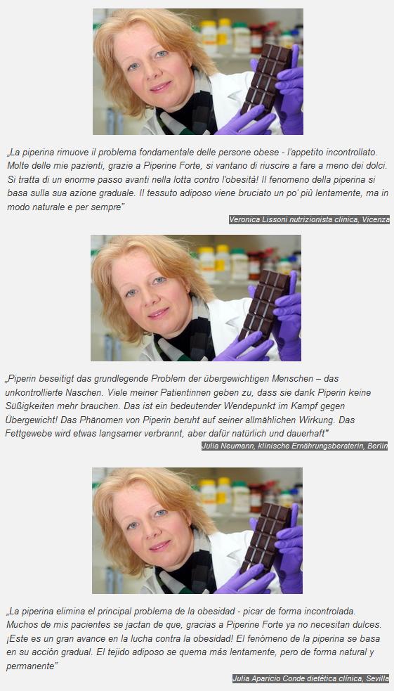 Piperine Forte Italia