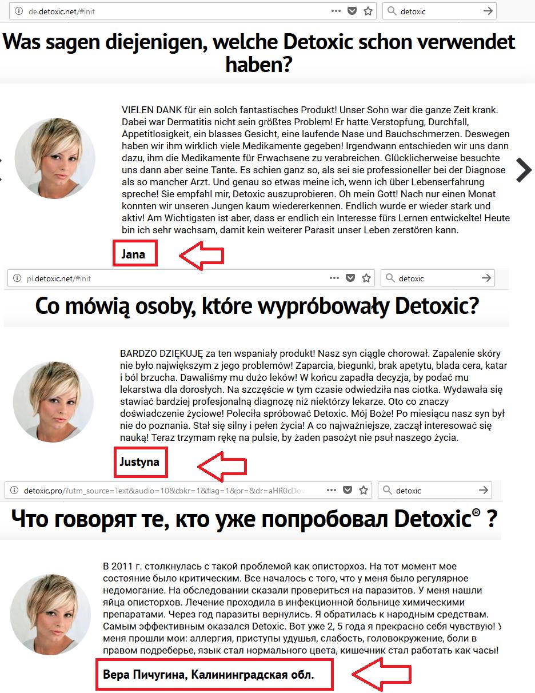 Detoxic - recensione